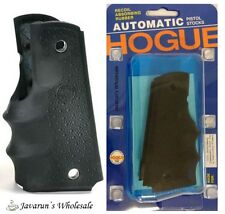HOGUE for 1911 Rubber Grip 1911 Colt Springfield Full Size .45 9mm .22 38
