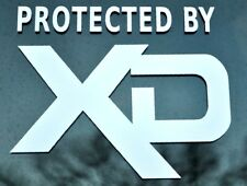 Protected by XD Decal  Show Your Support for the 2nd Amendment Made in USA
