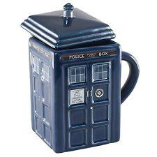 Doctor Who Figural Tardis Mug, New, Free Shipping
