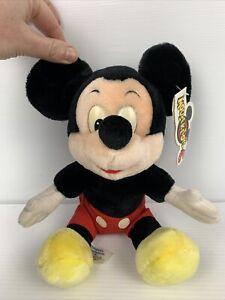 Mouseketoys VINTAGE Mickey Mouse Disneyland Disney Plush Toy Stuffed Collectors