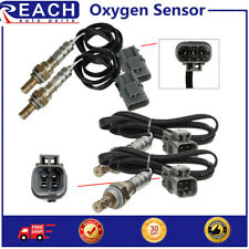 4pcs Up+Down Oxygen Sensor for Nissan 1996-2000 Pathfinder 2000-2003 Xterra 3.3L