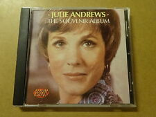 CD / JULIA ANDREWS: THE SOUVENIR ALBUM