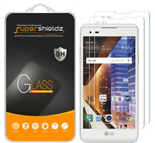 2x Supershieldz Tempered Glass Screen Protector For LG X Style