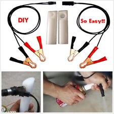Car Fuel Injector Flush Cleaner Adapter Kit Set Car Vehicles Tool Auto arvs DIY