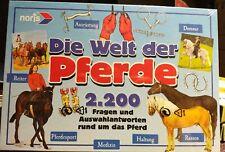 Noris Meine Pferde und Ich Brettspiel Gesellschaftsspiel Pferde Kinder Spiel