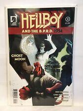 Hellboy Und Die Bprd 1954 Geist Mond #2 VF/NM 1st Aufdruck Dunkel Pferd Comics