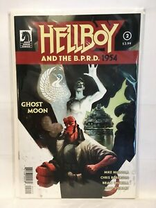 Hellboy and the BPRD 1954 Ghost Moon #2 VF/NM 1st Print Dark Horse Comics