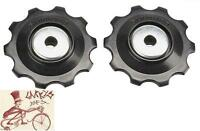 SHIMANO RD-TY05/15/20/22/30 7-SPEED REAR DERAILLEUR PULLEYS--PACK OF 10 PAIRS