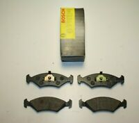 FORD ORION Brake Pads Set Front 1.6 1.6D 83 to 86 B/&B 1030602 1039106 1079920