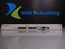 Aruba Networks 800 LAN Mobility Controller 8-Port w/ Fiber-Optic Connector