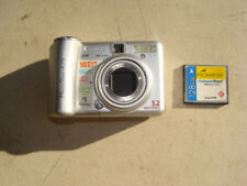 Canon PowerShot A75 3.2 MP Digital Camera PC1202 with Memory Card 128 MB