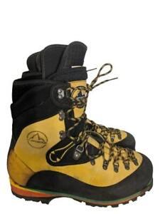 La Sportiva Men's Nepal Evo GTX Mountaineering Boots size 45 US 11.5