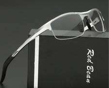 Fashion Aluminum magnesium Glasses Frames Women Men Eyeglasses Optical RX