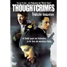 THOUGHTCRIMES -  DVD NEU NAVI RAWAT,JOE FLANIGAN,JOCELYN SEAGRAVE
