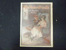 1911 JAN THE MODERN PRISCILLA MAGAZINE - ILLUSRATIONS, STORIES & ADS - ST 3972