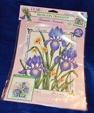 Plaid Romantic treasures Iron on Scrapbook & Fabric Embellishments
