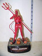 Adult XXX Superstars Jenna Jameson Action Figure Devil Life Like 18yrs+ LOOSE