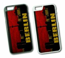 iPhone Berlin Germany Hard Cover Flip Protection Sleeve Case Cover Phone