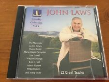 CD - John Laws Country Collection , 22 Great Tracks Volume 4