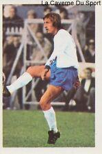 N°032 DENIS BAUDA # SEC.BASTIA STICKER AGEDUCATIF FOOTBALL MATCH 1973