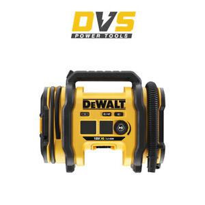 DeWalt DCC018N Cordless 18V Air Compressor Body Only