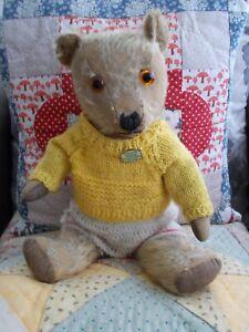 """""""Jethro"""" - Lovely Old 1940's Chiltern Bear"""