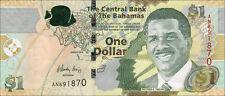 Bahamas 1 Dollars 2015 Pick 71A (1)