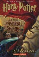 Harry Potter and the Chamber of Secrets (Hardback or Cased Book)