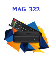 MAG 322 Digital Media Streamer (Infomir)
