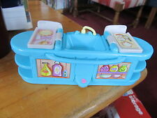 Fisher Price Loving Family kitchen counter with sink