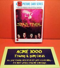 Topps 1979 - Star Trek The Motion Picture - Colonial Promotional Set Of 33