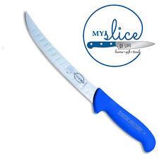 "F Dick 10"" Scalloped Steak Knife 8.2425.26K - Slicing, Breaking, Scimitar"