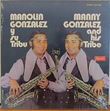 Rare Latin..Manny Gonzalez Y Su Tribu..Original Guaguanco on Ansonia SEALED