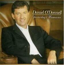 DANIEL O'DONNELL Yesterday's Memories CD NEW (STORE DISPLAY COPY)