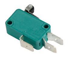 Microschalter mit Rollenhebel 250V 16A 1polig Umschalter Einschalter Ausschalter
