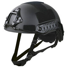 Replica Black FAST Helmet, NEW, Airsoft, Skirmish