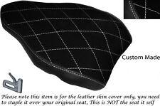 Diamante Blanco De Stitch diseño personalizado se adapta a Ducati 1198 848 1098 trasera cubierta de asiento