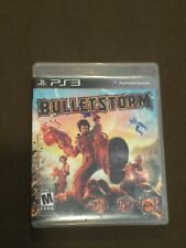 Sony PlayStation PS3 Video Game Bulletstorm Rated M
