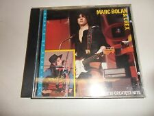 CD  Marc Bolan & T. Rex - The 16 Greates Hits