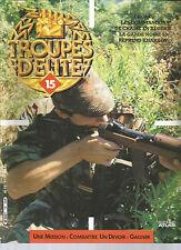 TROUPE D ELITE N° 15 COMMANDO DE CHASSE ALGERIE / GARDE NOIR XX CHARKOV
