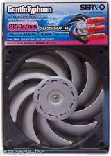 Scythe Gentle Typhoon Sleeved 2150 RPM AP-45 120mm Fan w/ Original Packaging