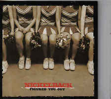 Nickelback-Figured You Out Promo cd single