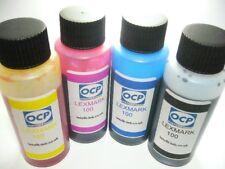 LEXMARK 100 CARTRIDGES Genesis S815 Impact S305 Interact S605 GENUINE OCP INK