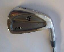 Cleveland CG2 cmm 7 fer t/temper dynamic gold S300 acier shaft, cleveland grip