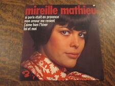 45 tours Mireille Mathieu - Mon amour me revient