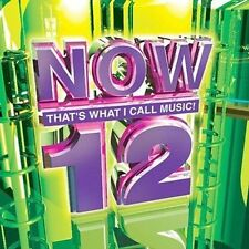 NOW THAT'S WHAT I CALL MUSIC! 12 - V/A - CD - **BRAND NEW/STILL SEALED**
