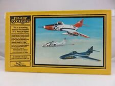 Collect Aire Models F9F-8/8P COUGAR 1/48 Scale Resin Model Kit 83 UNBUILT