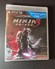 Ninja Gaiden 3 (PS3) NEW