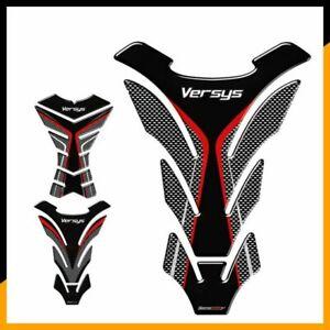 For KAWASAKI Versys 650 1000 X300 Motorcycle 3D Tank Pad Protector Stickers