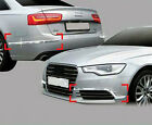 accessoires pour Audi A6 C7 à partir de 2011 FACELIFT CHROME éblouissement